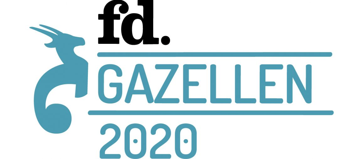 Consignium wint FD Gazellen 2020 award!