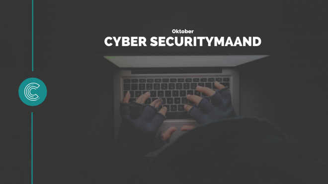 Oktober is Cybersecurity-maand